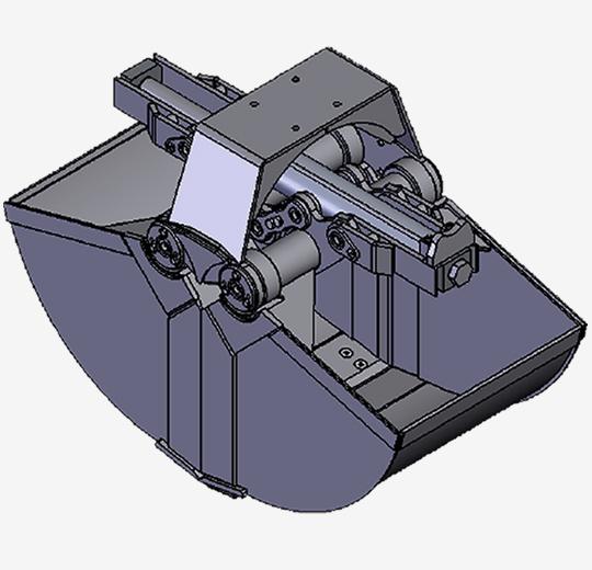 TCB 500-1000 by Intermercato
