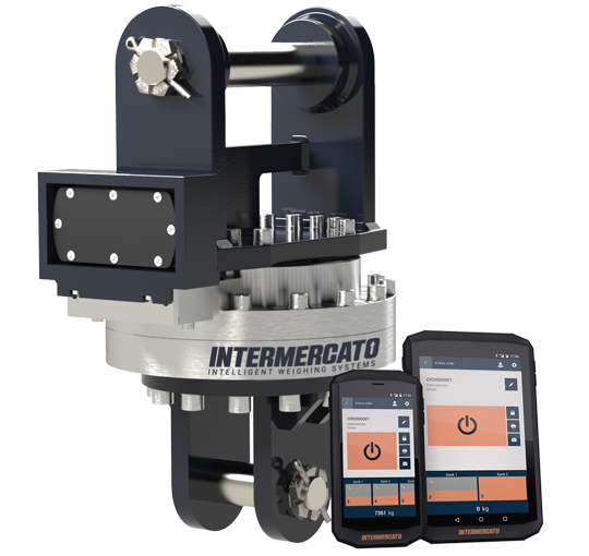 Intermercato Intelligent Weighing Systems Compact MH Sv